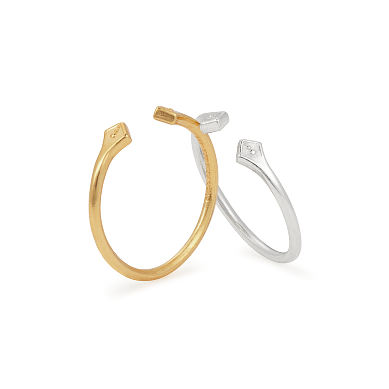 Stackable Rings, Set of 2