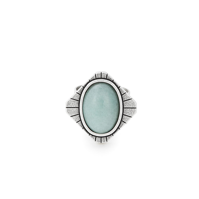 Aventurine Cocktail Ring