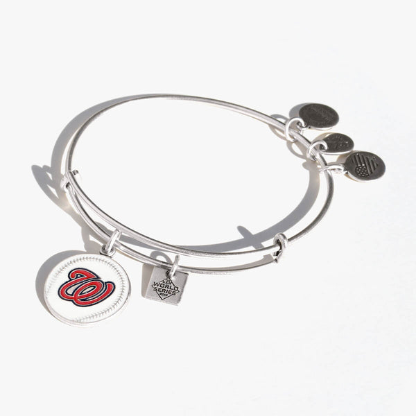 Washington Nationals 2019 MLB World Series Champions Charm Bangle