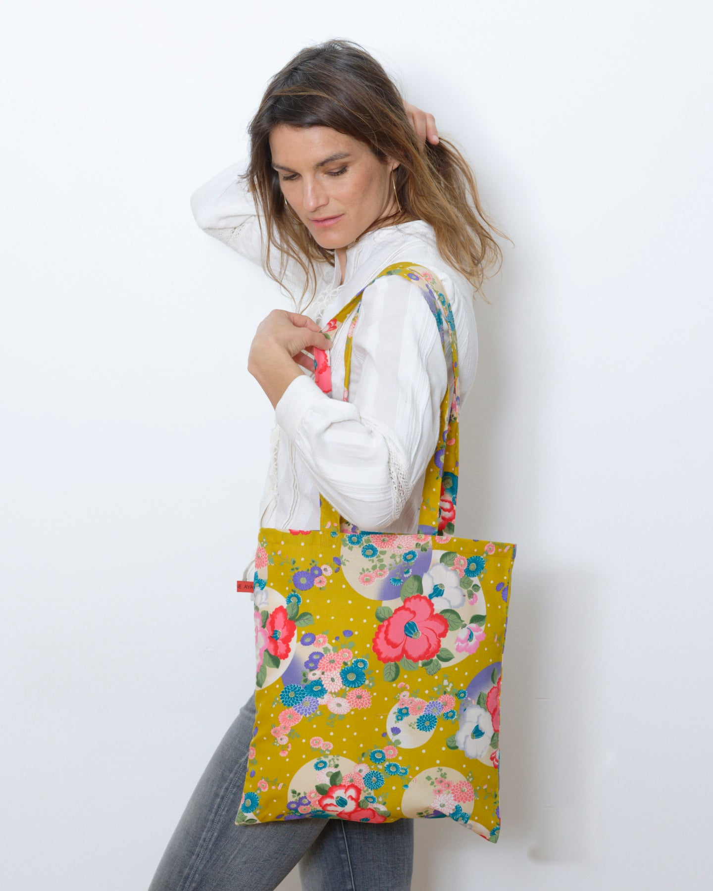 Tote Bag Albertine
