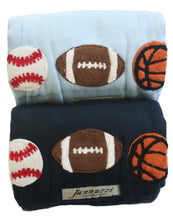 Load image into Gallery viewer, Dyed Burp Duo - 3 Mini Sports Balls
