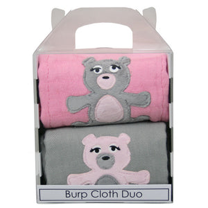 Dyed Burp Duo - Snuggle Bear