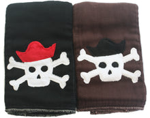 Load image into Gallery viewer, Dyed Burp Duo - Pirate Skull