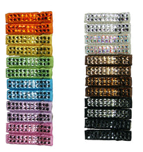 Load image into Gallery viewer, Swarovski Crystal Mini Clip Barrette