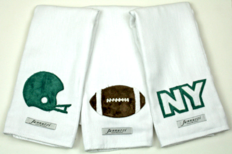 Burp Trio - NY Football Fan Collection