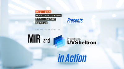 MMTC/UVSheltron & MiR in Action!