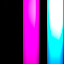 Load image into Gallery viewer, 2 Color Strobe: Cyan/Pink