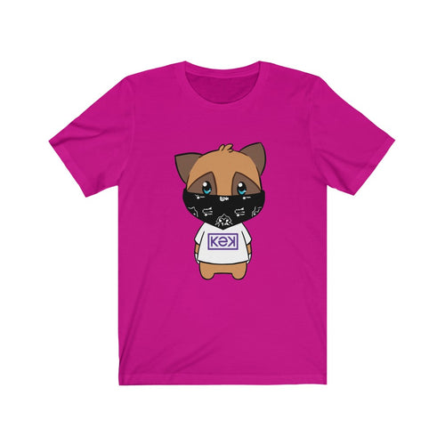 KEK Kartoon Short Sleeve