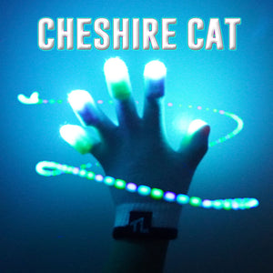 """Cheshire Cat"" Gloveset"