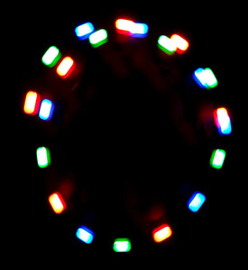 3-Color Hyper Strobe: Red/Green/Blue