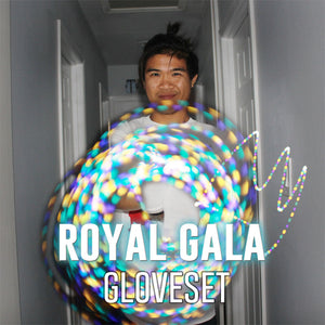 """Royal Gala"" Gloveset"