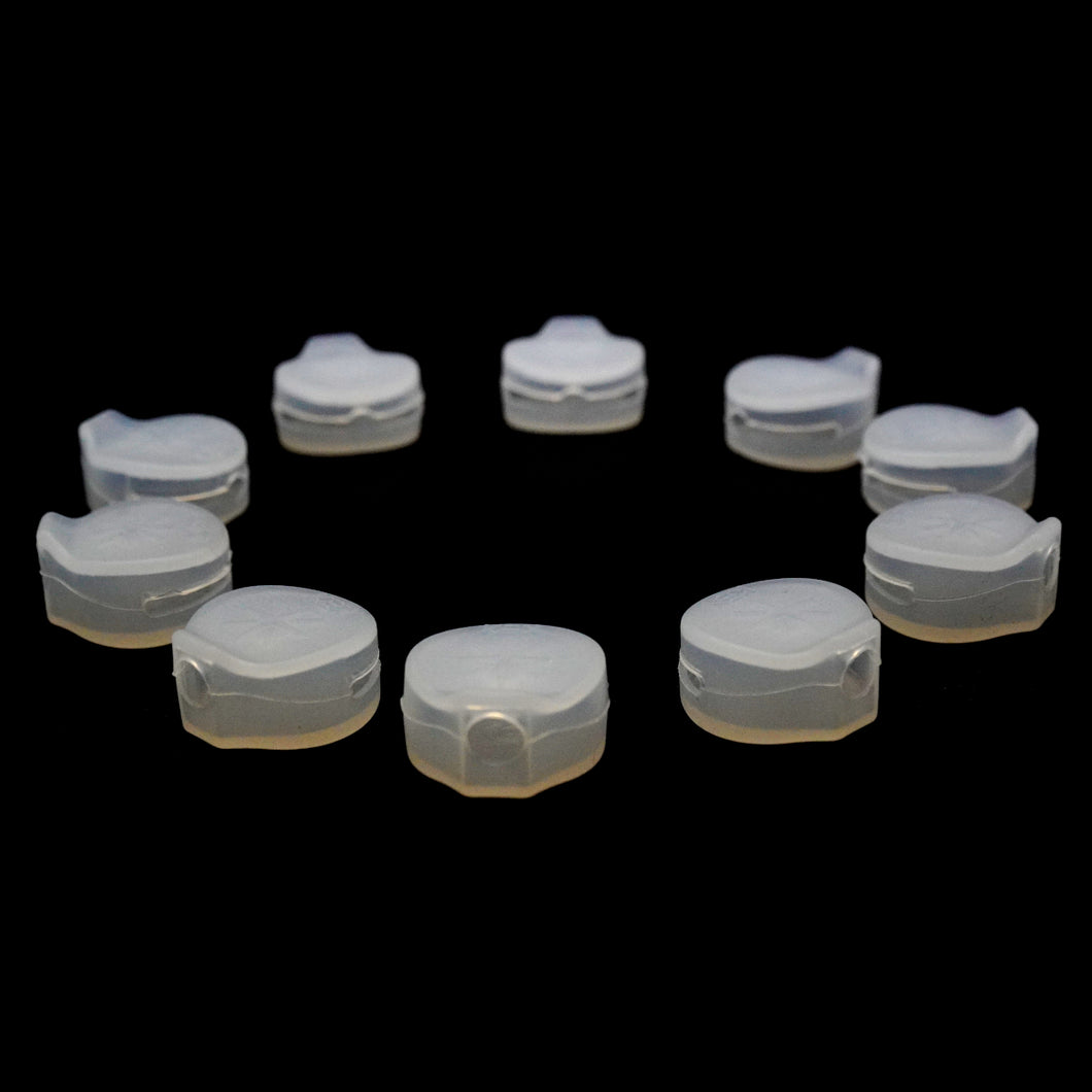 KEK Circular Silicon Casing (10 Pack)