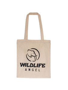 Tote bag Wildlife Angel