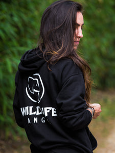 Sweat Wildlife Angel noir