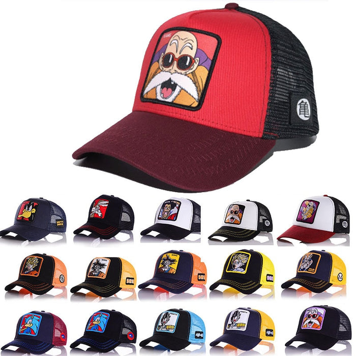 Men's New Baseball hats DRAGON BALL