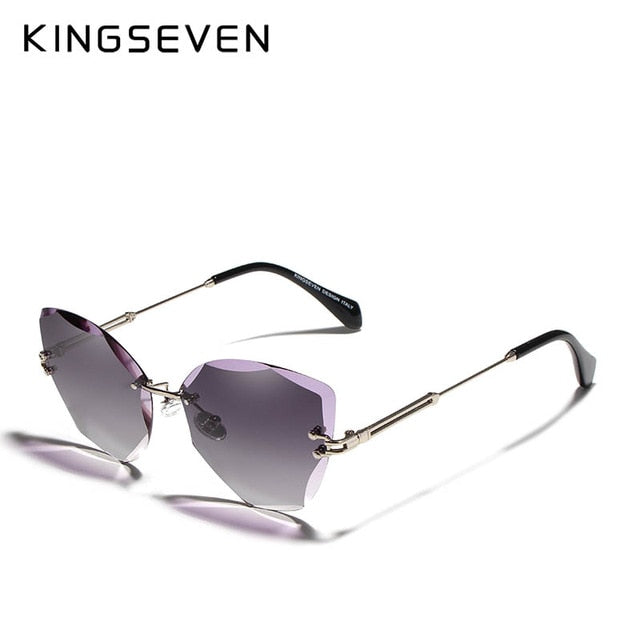 KINGSEVEN DESIGN Fashion Lady Sunglasses