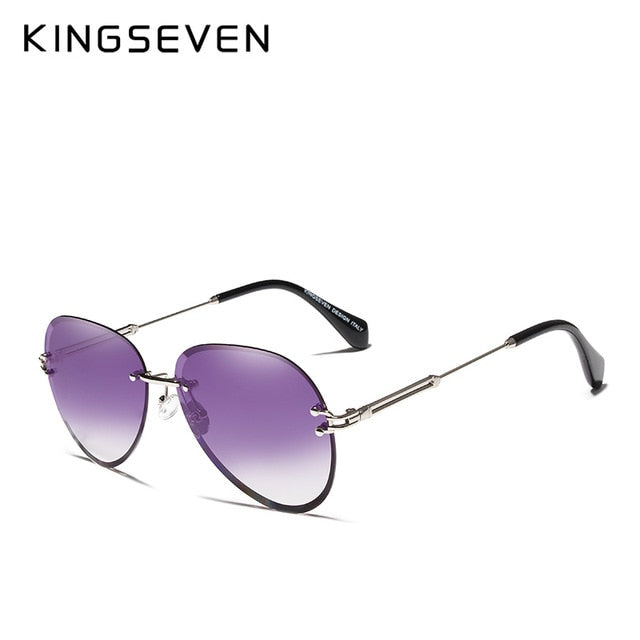 KINGSEVEN DESIGN Vintage Fashion Sunglasses