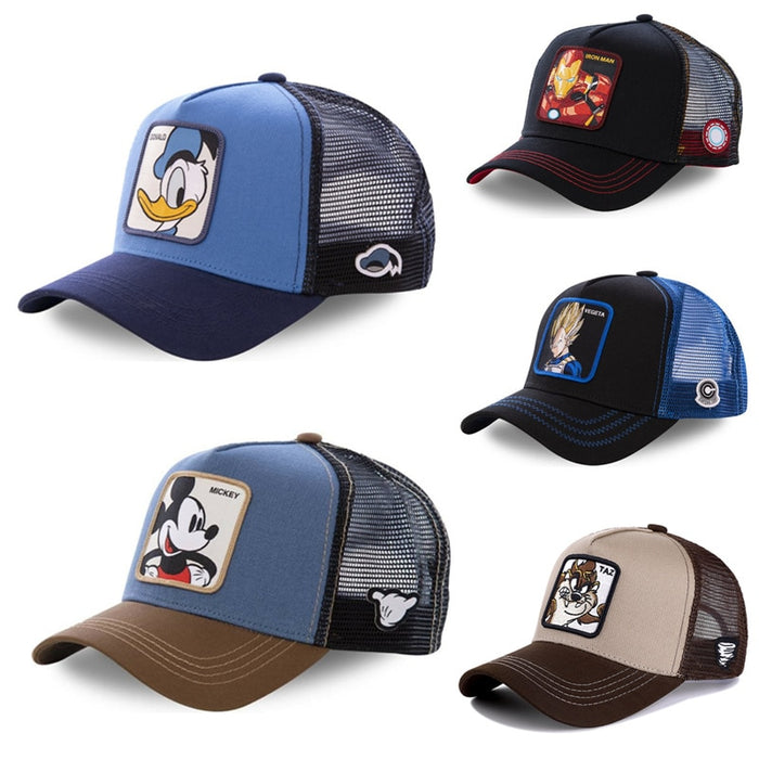 New Brand Dragon Ball Snapback Cotton