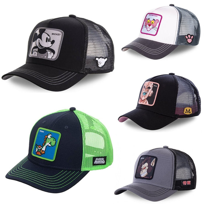 New Brand  Snapback Cotton Baseball Cap Men Women