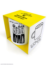 Load image into Gallery viewer, David Shrigley Mug - Quirky Giftz Ltd