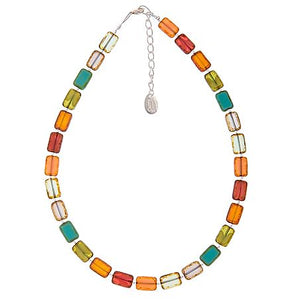 Carrie Elspeth Picasso Rainbow Necklace - Quirky Giftz Ltd
