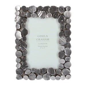 Resin Pebble Photo Frame - Quirky Giftz Ltd
