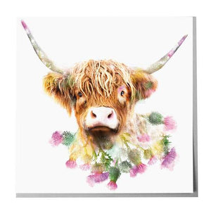 Highland Cow - Quirky Giftz Ltd