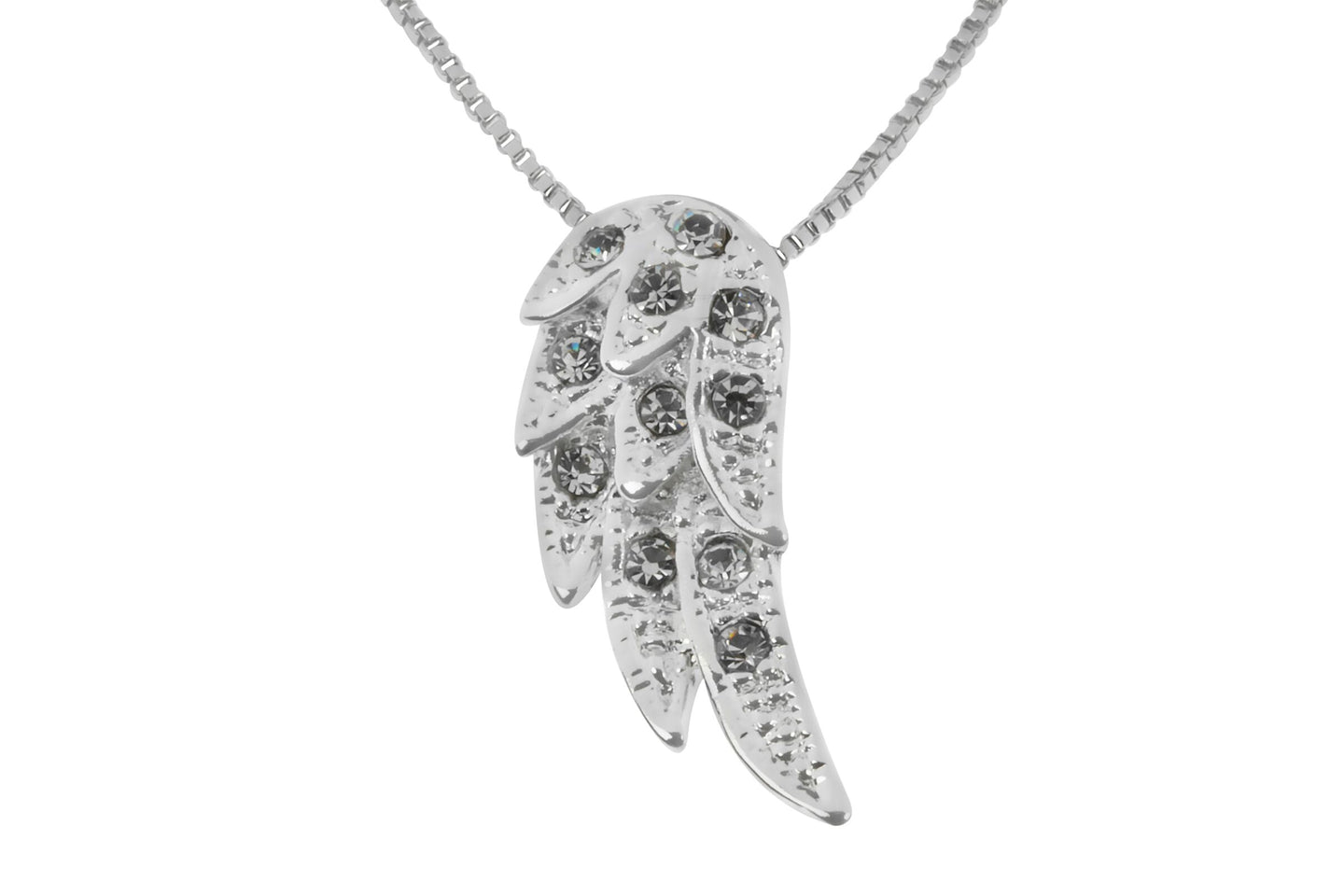 Beautiful Little Angel Wing Necklace - Quirky Giftz Ltd