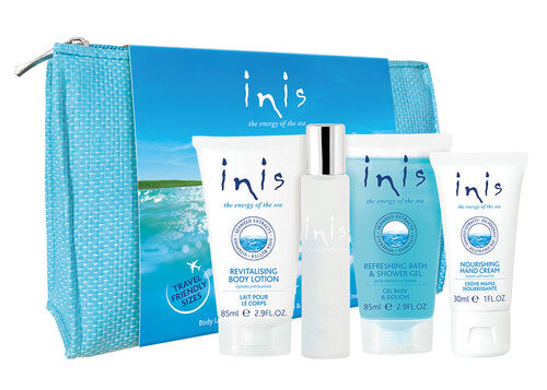 Inis Voyager Gift Set - Quirky Giftz Ltd