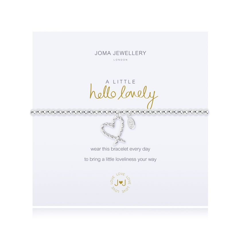 A Little 'hello lovely' - Quirky Giftz Ltd