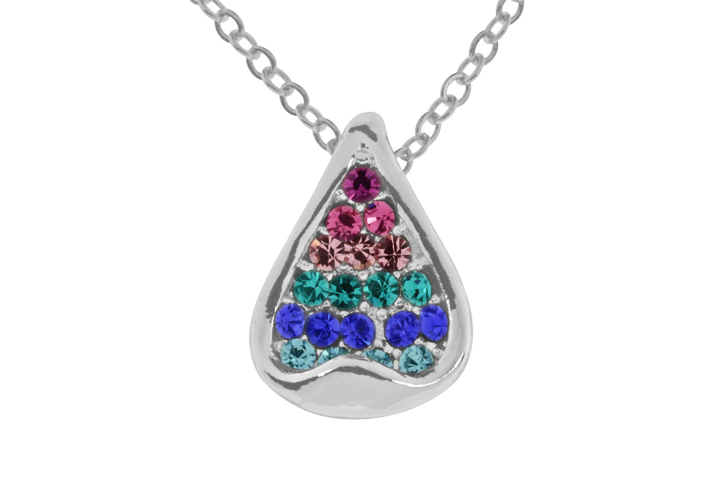 Very Pretty Multicoloured Necklace - Quirky Giftz Ltd