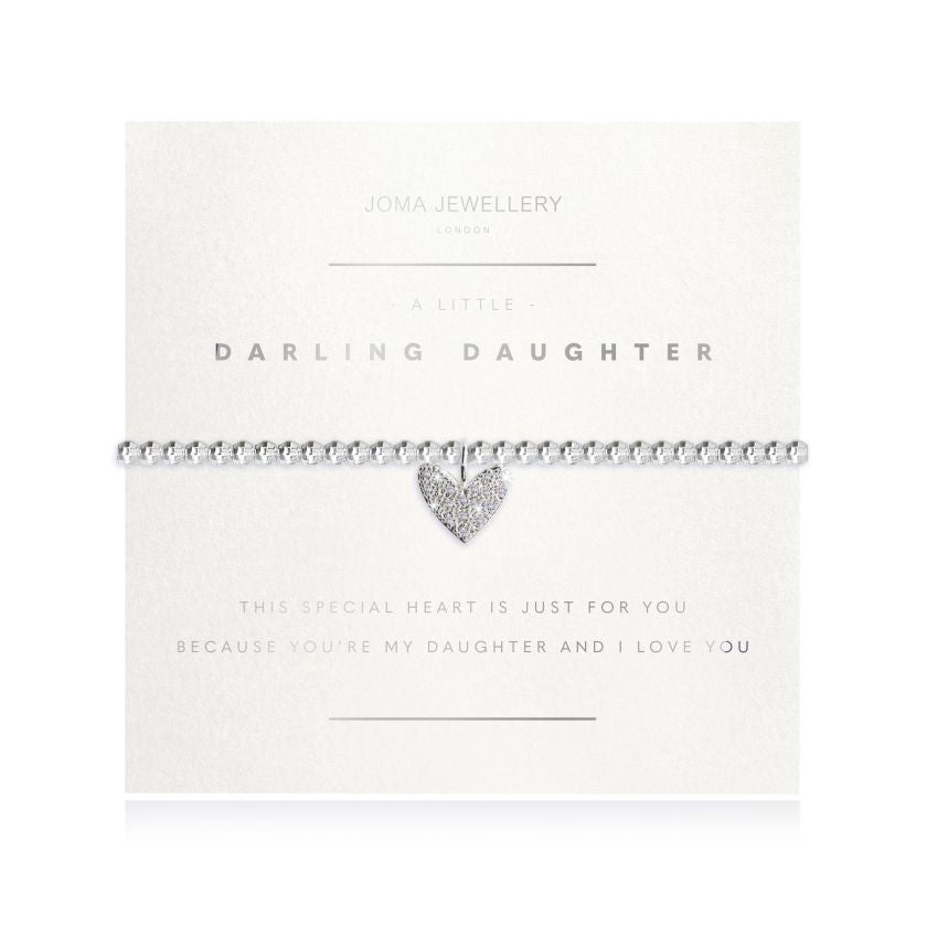 A Little Darling Daughter - Quirky Giftz Ltd