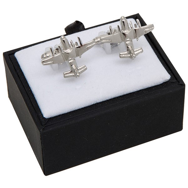 Equilibrium Silver Cufflinks - Quirky Giftz Ltd
