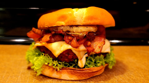 Down and Not Out Burger