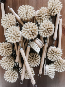Long handled Dish Washing Brush