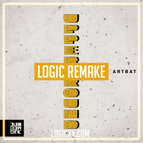 Artbat - Atlas Logic Pro Remake (Techno Template)