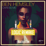 Ben Hemsley - Caress me Logic Pro Remake (Tech House Template)