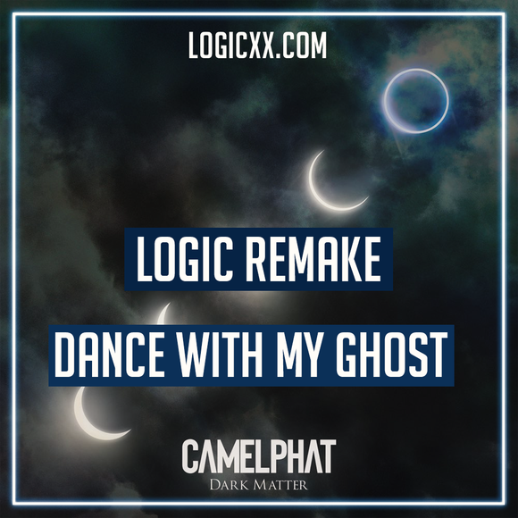 Camelphat ft Elderbrook - Dance with my ghost Logic Pro Template (Melodic House)