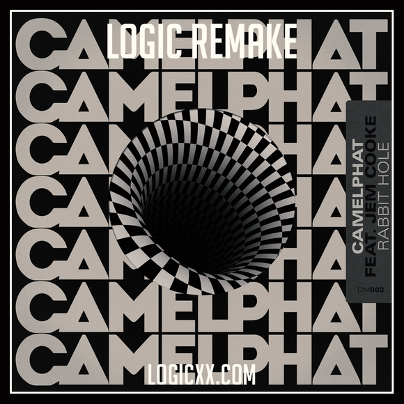 Camelphat ft Jem Cooke - Rabbit hole Logic Remake (Techno Template)