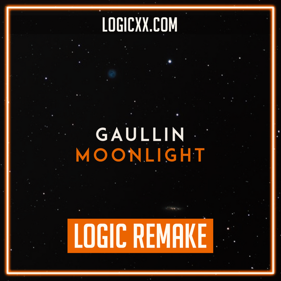 Gaullin  - Moonlight Logic Pro Remake (Future House Template)