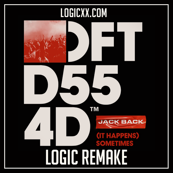 Jack Back - (It happens) Sometimes Logic Remake (House Template)