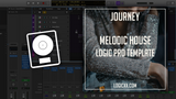 Melodic House Logic Pro Template - Journey