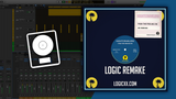 Nightcrawlers - Push the feeling on (Mk Dub Remix) Logic Pro Remake (House Template)