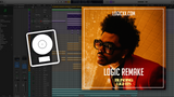 The Weeknd - Blinding lights Logic Remake (Synthpop Template)
