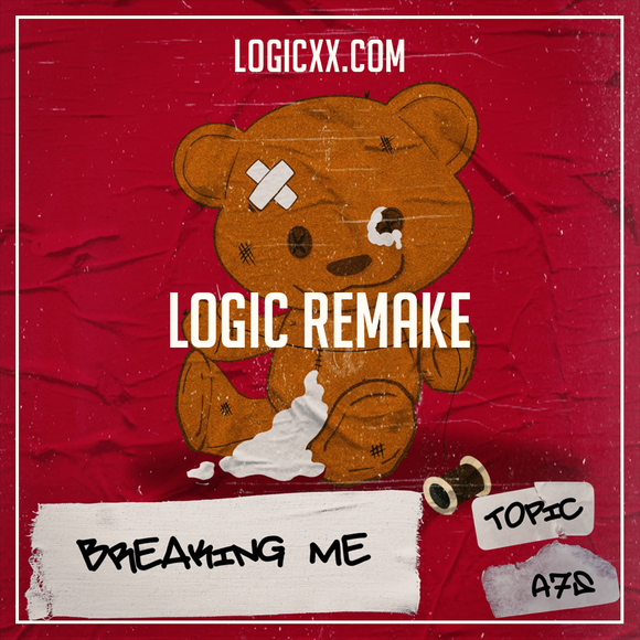 Topic ft A7S - Breaking me Logic Remake (Dance Template)