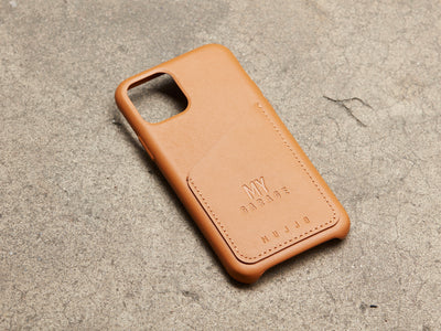 MY GARAGE iPhone 11 Pro mobilcover, tan