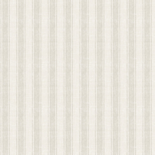 1/2m Coastal Wishes Stripe - Cream
