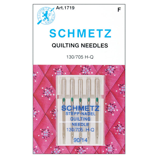 Schmetz Quilting Needles - 90/14