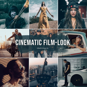 Cinematic Film-Look Collection