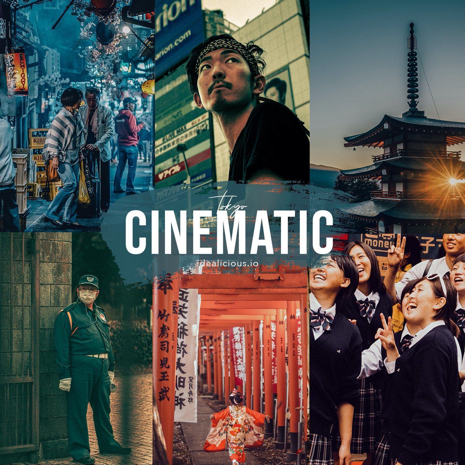 Cinematic Tokyo Collection